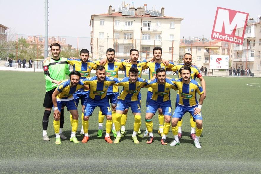Akşehir Bölgesel Amatör Ligde devam dedi 7
