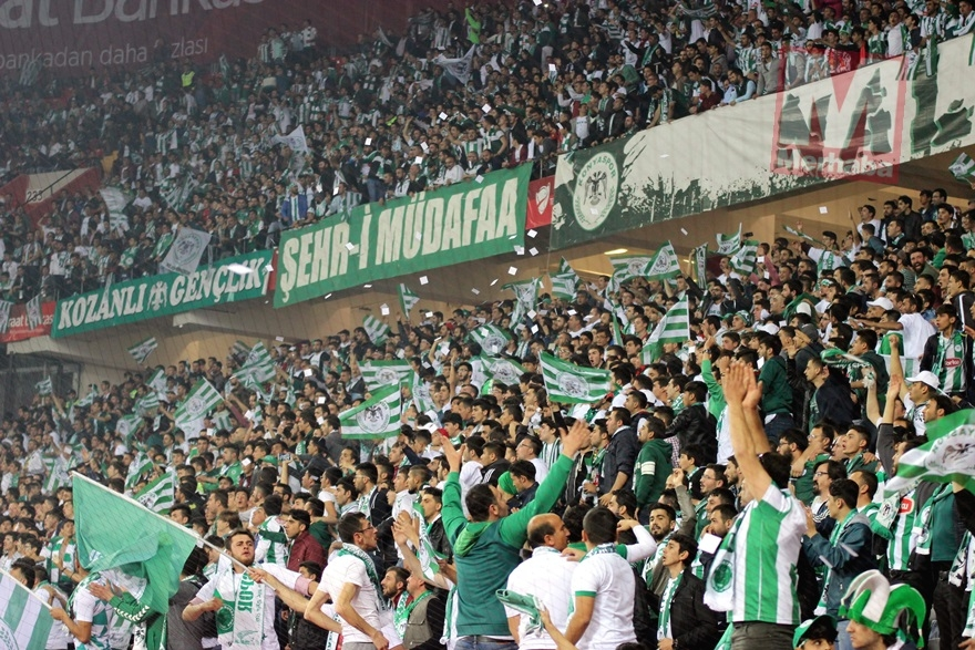 Konyaspor'un kupa yolculuğu 1