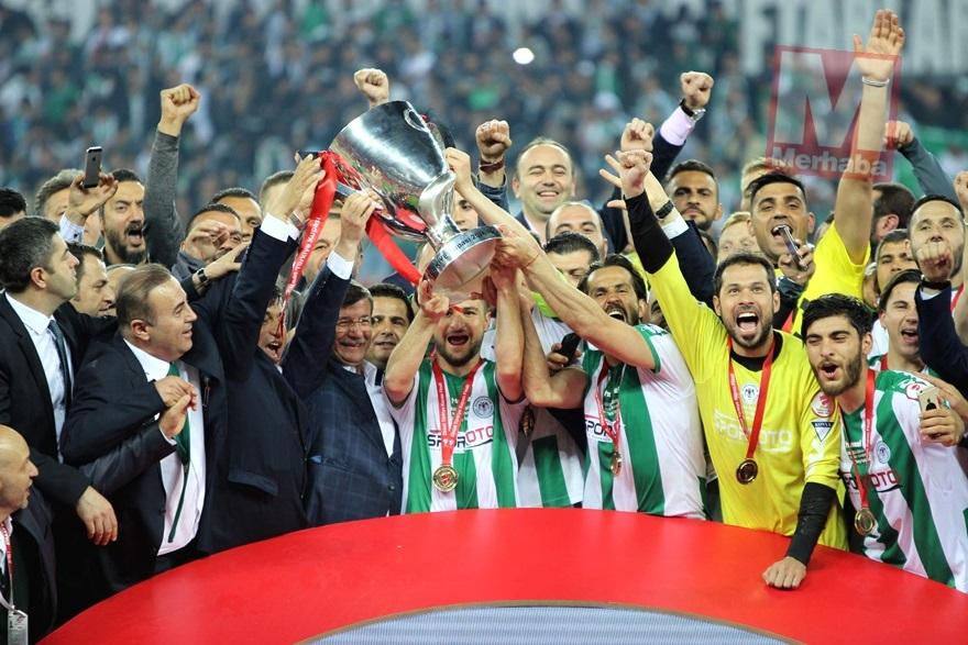 Konyaspor'un kupa yolculuğu 15