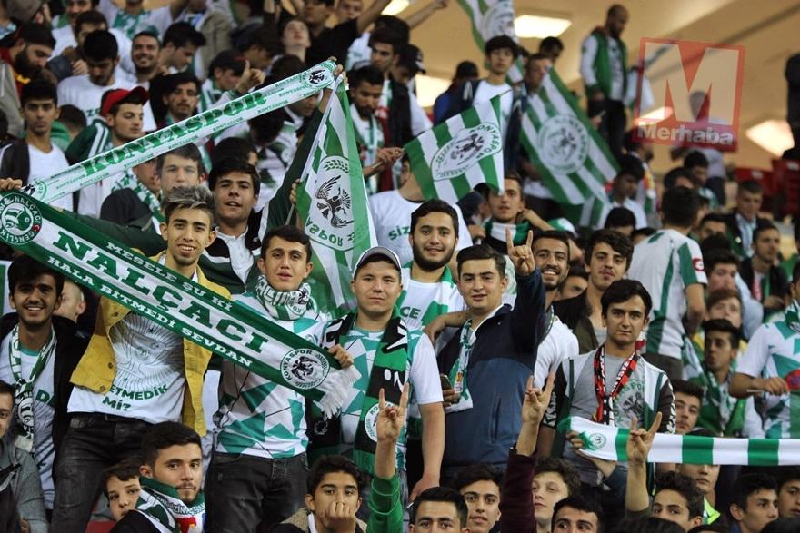 Konyaspor'un kupa yolculuğu 2