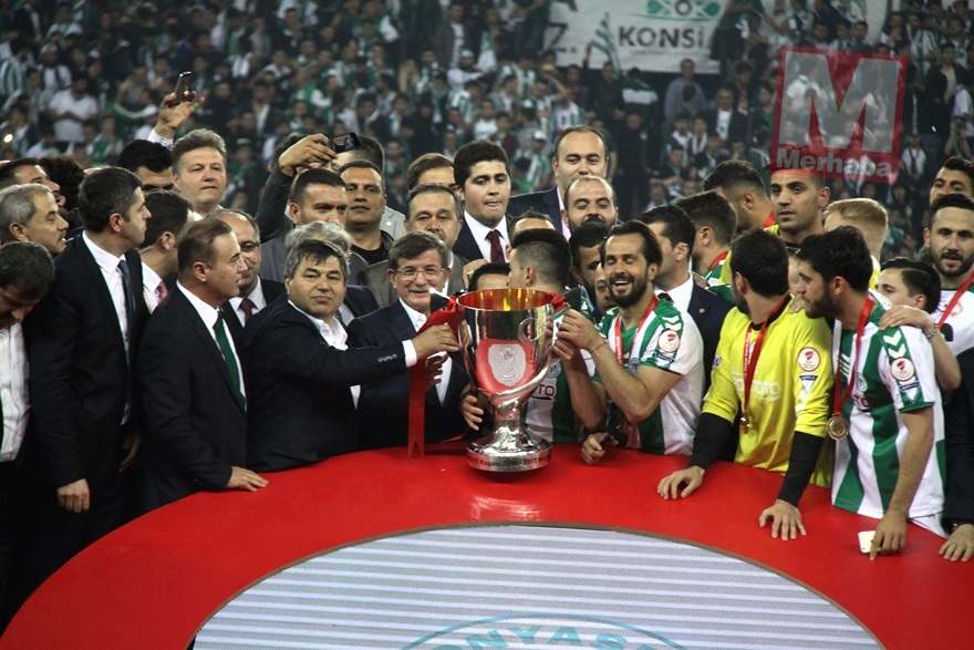 Konyaspor'un kupa yolculuğu 24