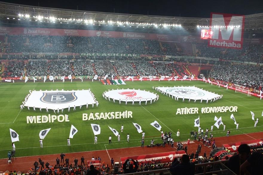 Konyaspor'un kupa yolculuğu 27