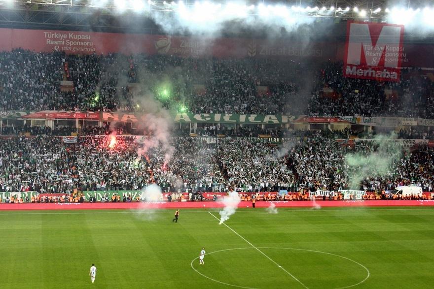 Konyaspor'un kupa yolculuğu 30