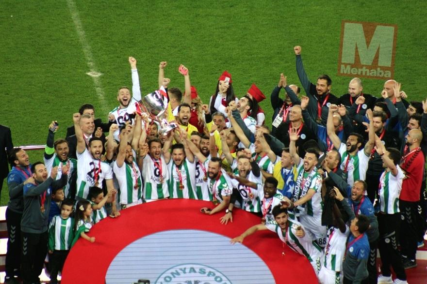 Konyaspor'un kupa yolculuğu 32
