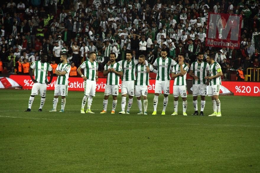Konyaspor'un kupa yolculuğu 35