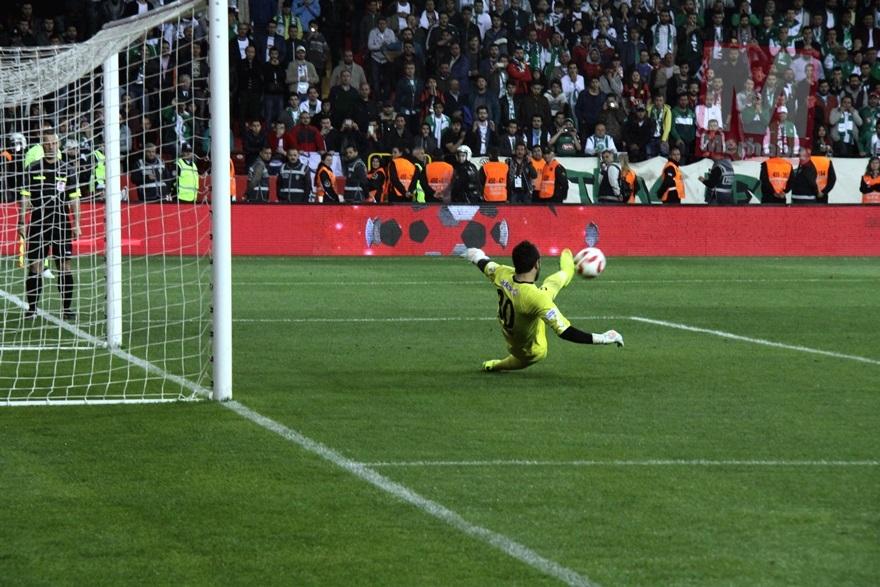 Konyaspor'un kupa yolculuğu 36