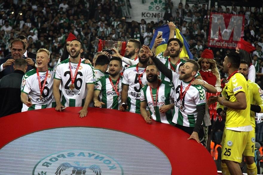 Konyaspor'un kupa yolculuğu 38