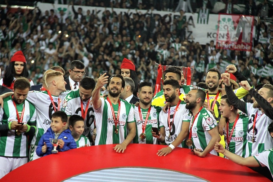 Konyaspor'un kupa yolculuğu 39