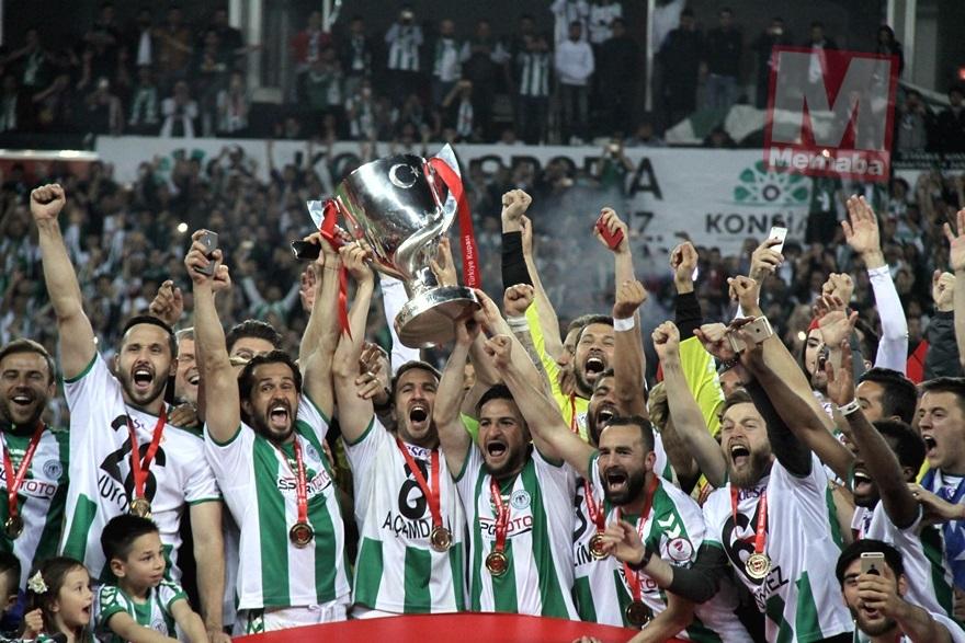 Konyaspor'un kupa yolculuğu 40