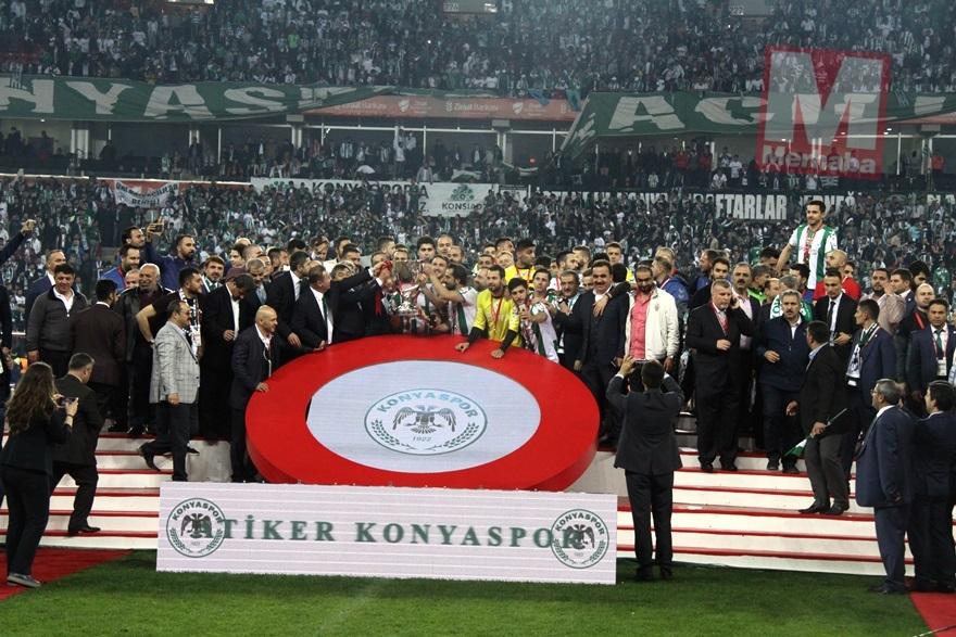 Konyaspor'un kupa yolculuğu 41
