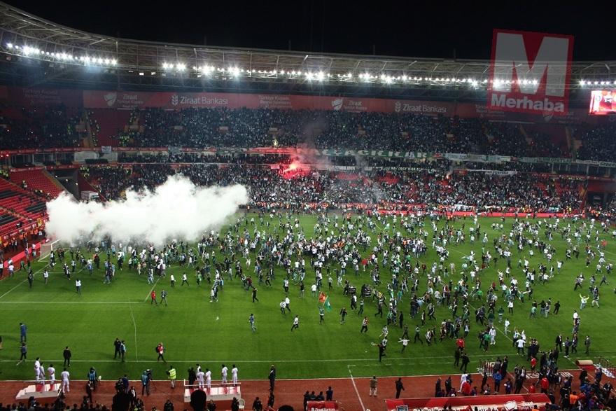 Konyaspor'un kupa yolculuğu 42