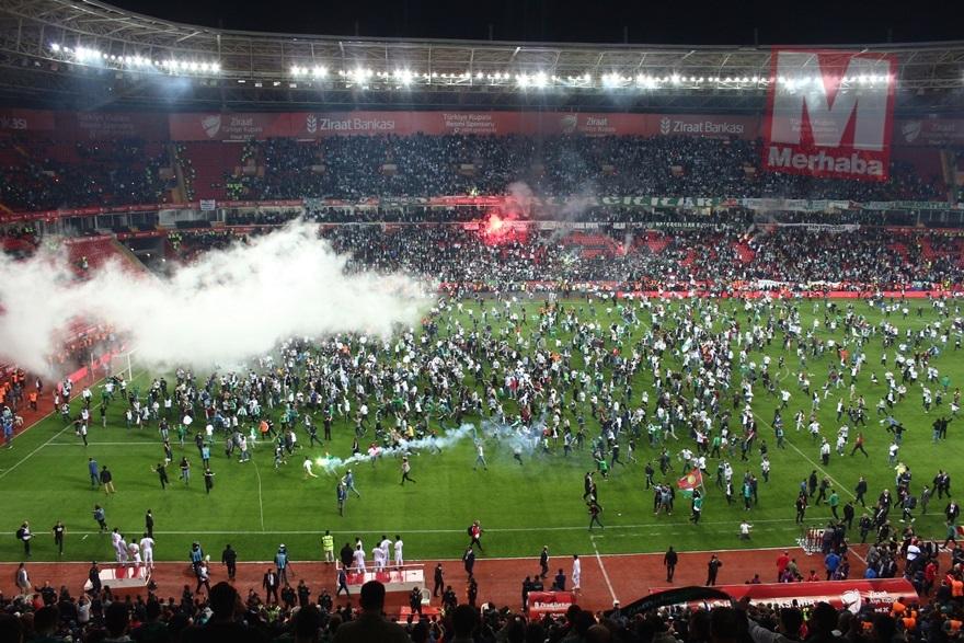 Konyaspor'un kupa yolculuğu 43