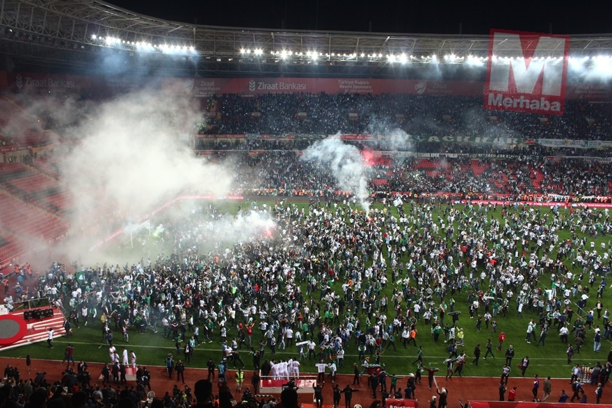 Konyaspor'un kupa yolculuğu 44