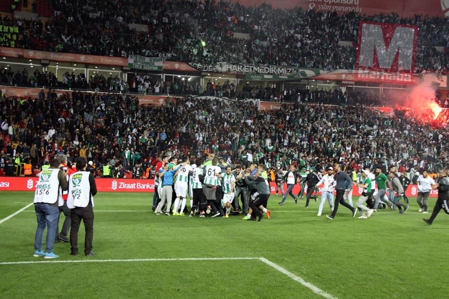 Konyaspor'un kupa yolculuğu 46