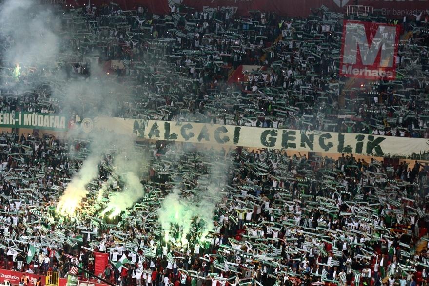 Konyaspor'un kupa yolculuğu 49