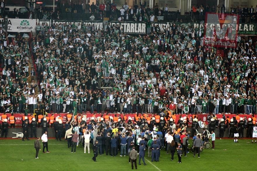 Konyaspor'un kupa yolculuğu 52