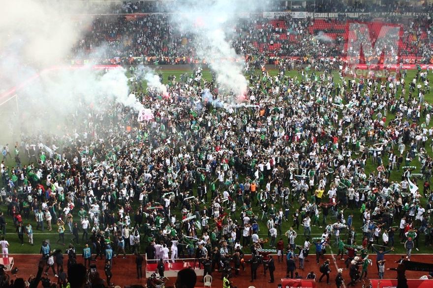 Konyaspor'un kupa yolculuğu 55