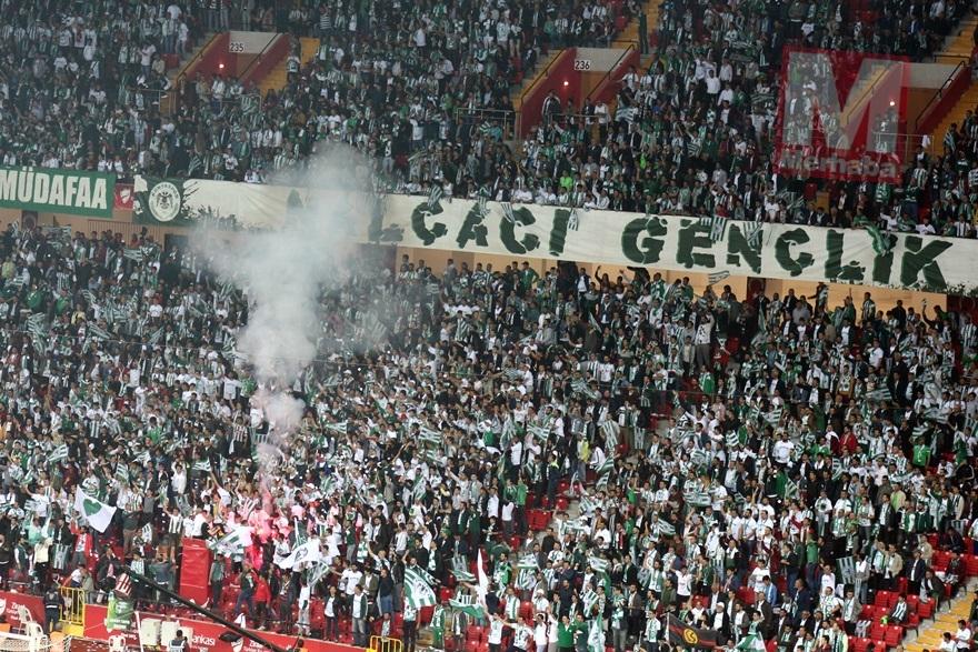 Konyaspor'un kupa yolculuğu 56