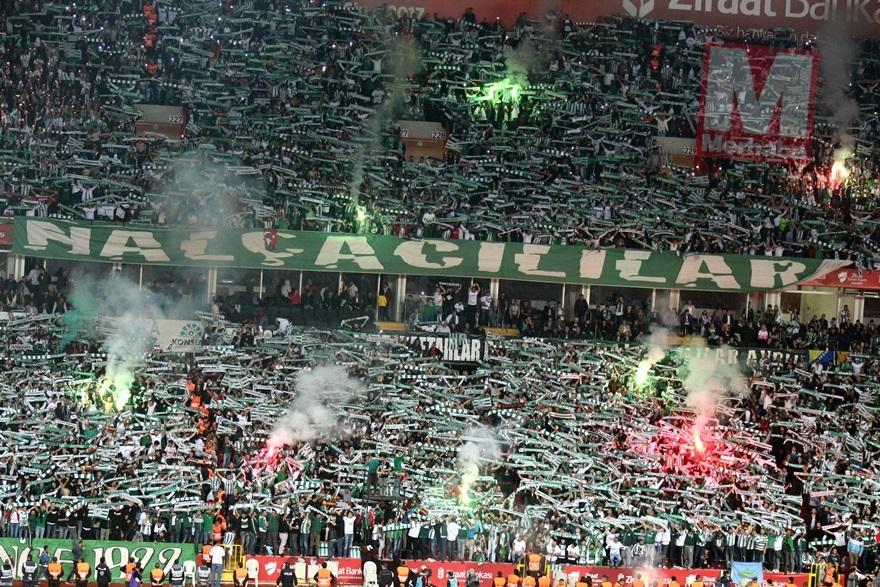 Konyaspor'un kupa yolculuğu 57