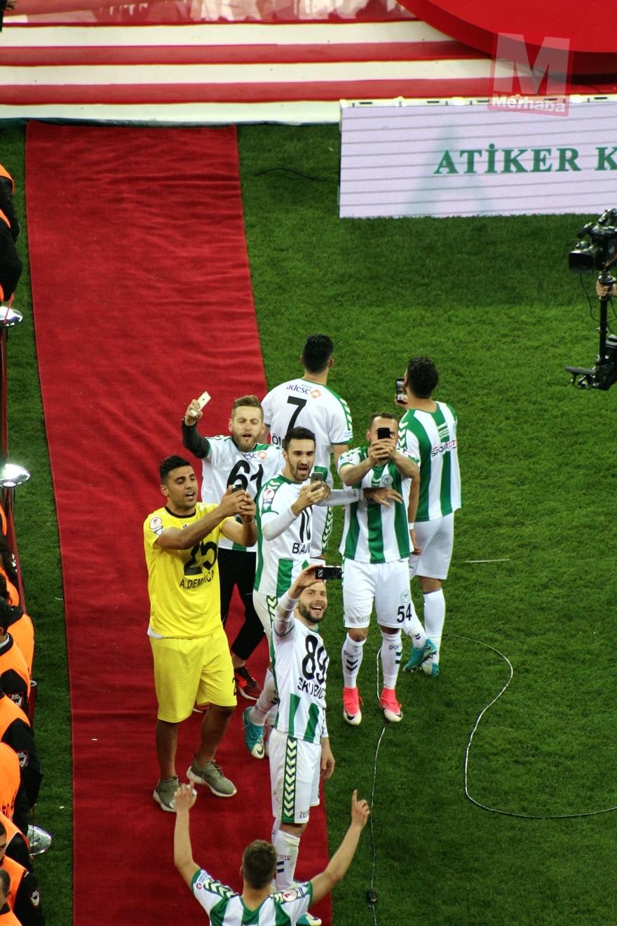 Konyaspor'un kupa yolculuğu 59
