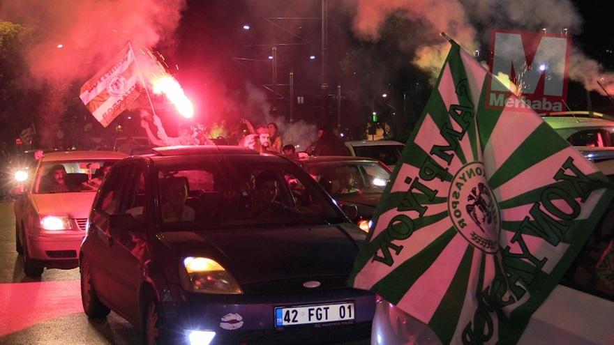 Konyaspor'un kupa yolculuğu 6
