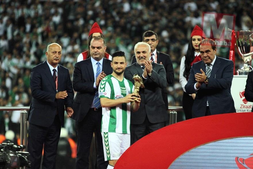 Konyaspor'un kupa yolculuğu 8