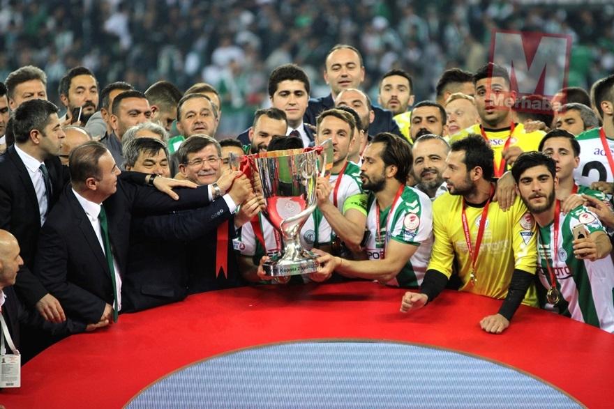 Konyaspor'un kupa yolculuğu 14