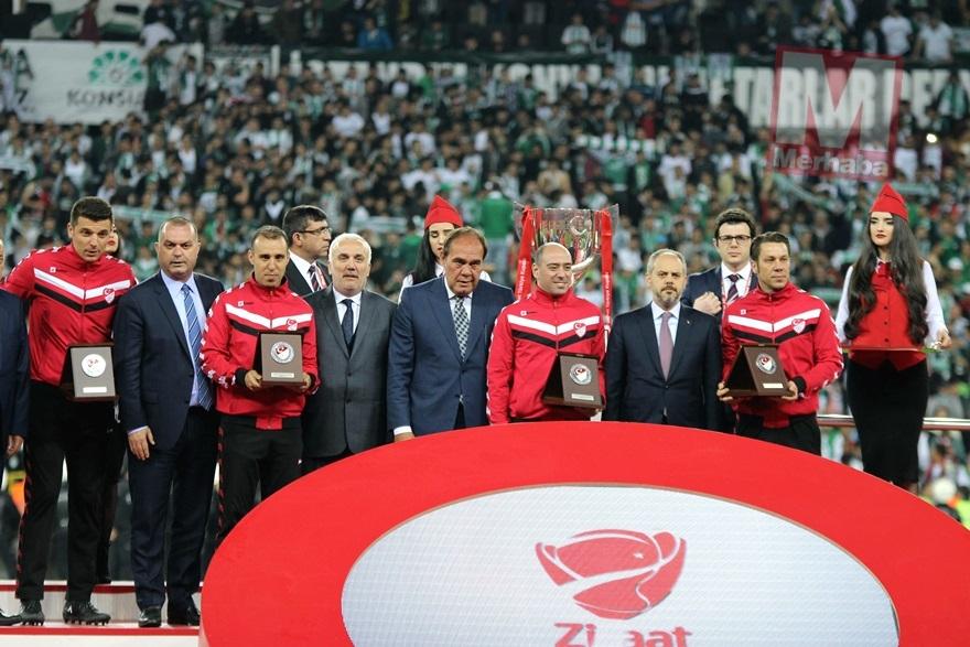 Konyaspor'un kupa yolculuğu 16