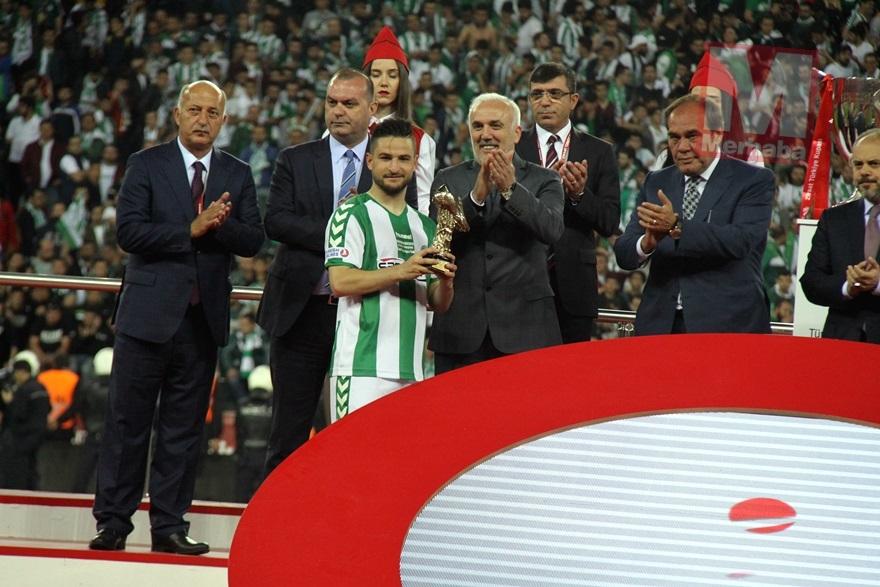 Konyaspor'un kupa yolculuğu 17