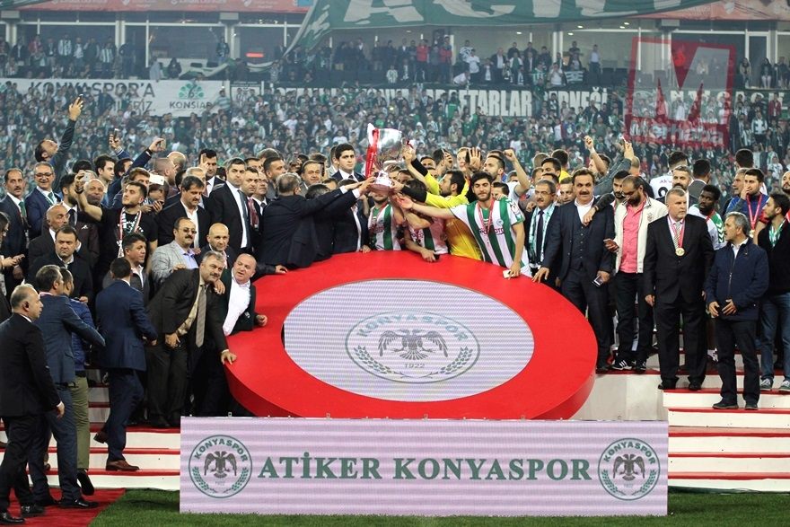 Konyaspor'un kupa yolculuğu 19