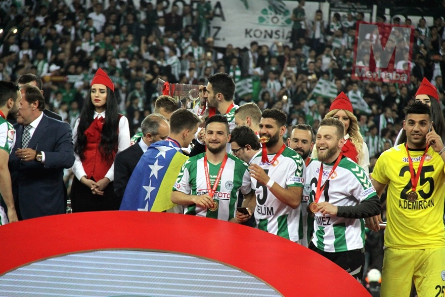 Konyaspor'un kupa yolculuğu 22