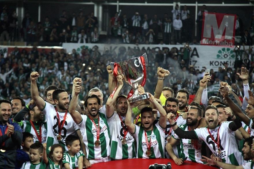Konyaspor'un kupa yolculuğu 23