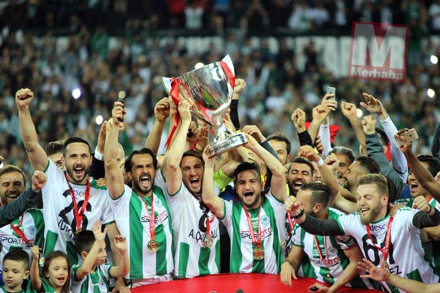 Konyaspor'un kupa yolculuğu 26