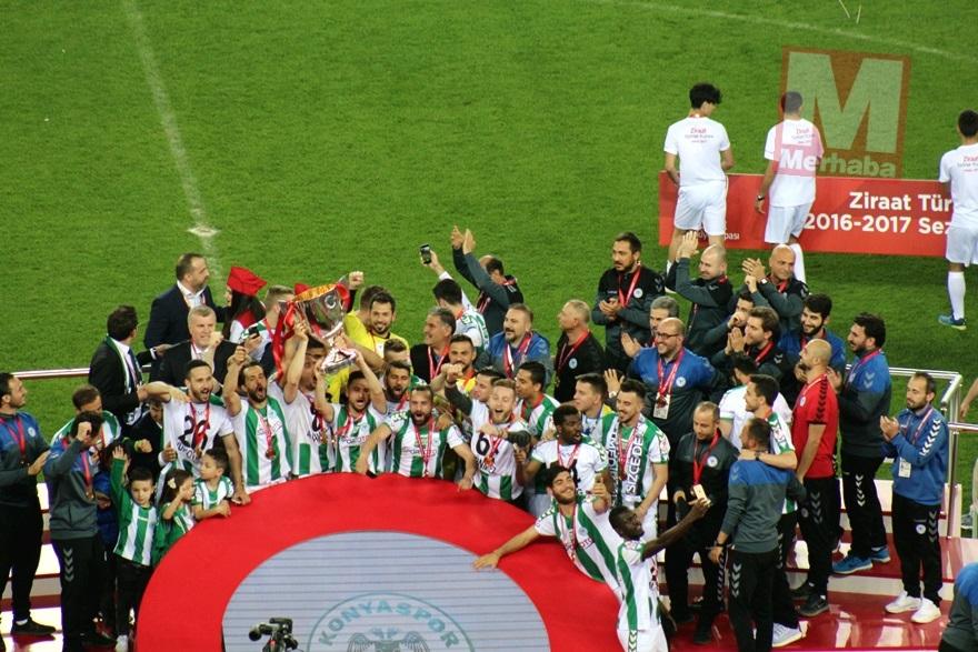 Konyaspor'un kupa yolculuğu 33