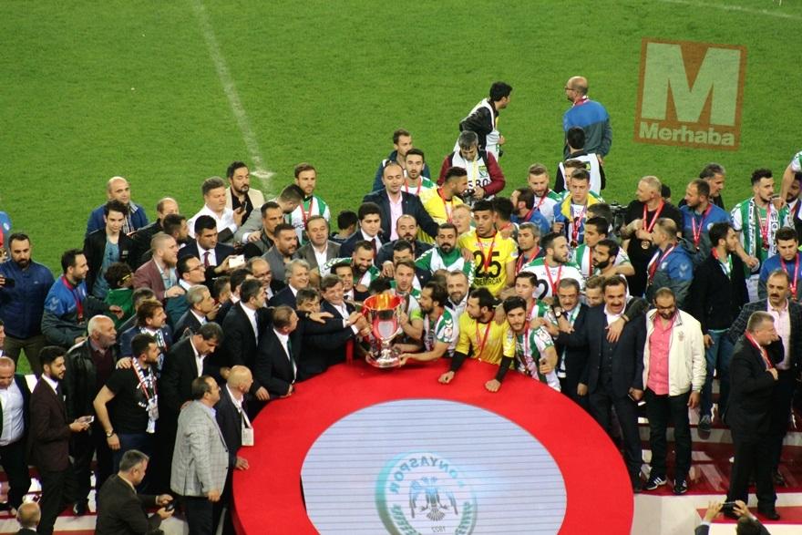 Konyaspor'un kupa yolculuğu 34