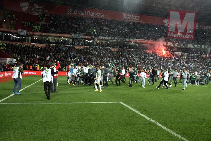 Konyaspor'un kupa yolculuğu 37