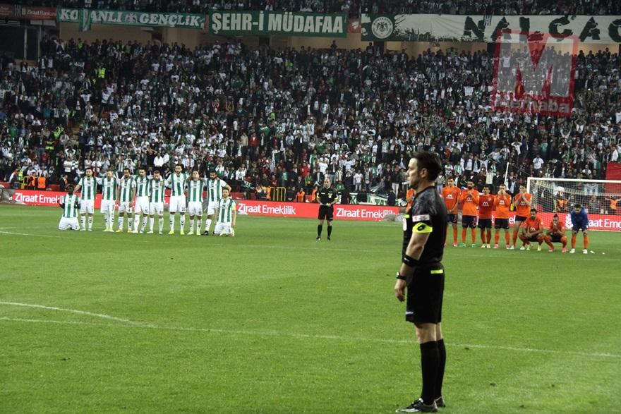Konyaspor'un kupa yolculuğu 45