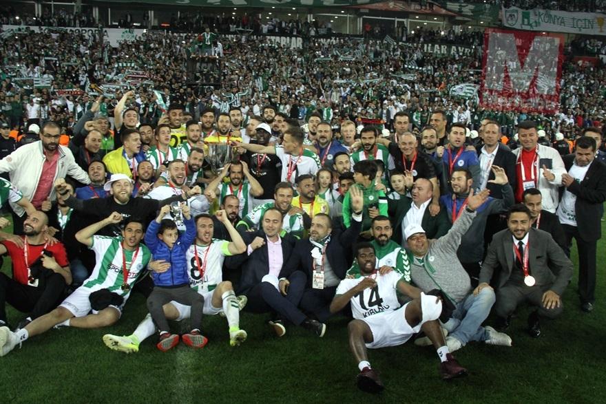Konyaspor'un kupa yolculuğu 47