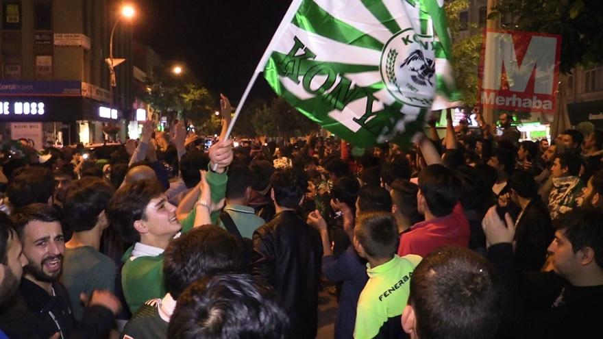Konyaspor'un kupa yolculuğu 5