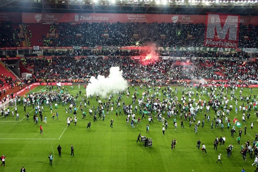 Konyaspor'un kupa yolculuğu 50