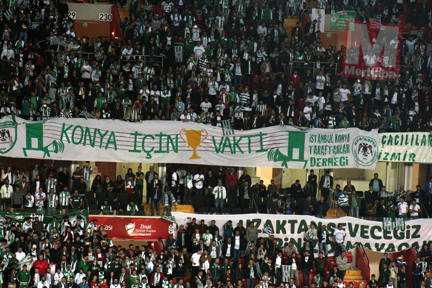 Konyaspor'un kupa yolculuğu 51