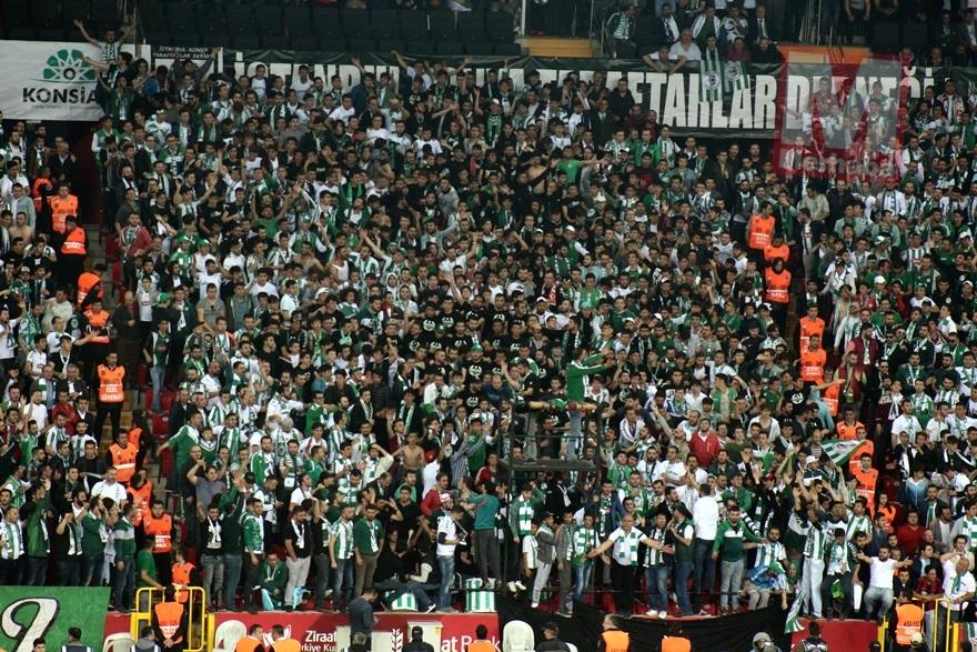 Konyaspor'un kupa yolculuğu 54