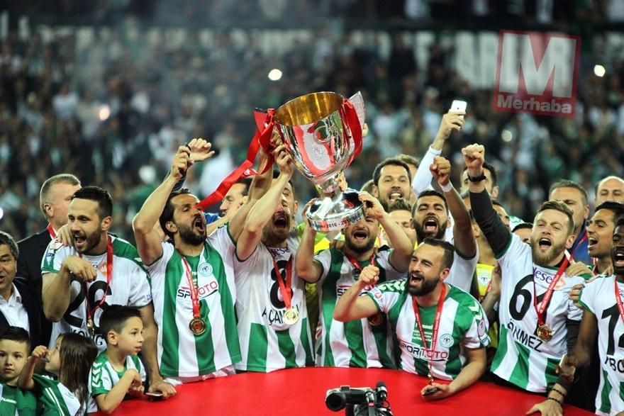 Konyaspor'un kupa yolculuğu 9