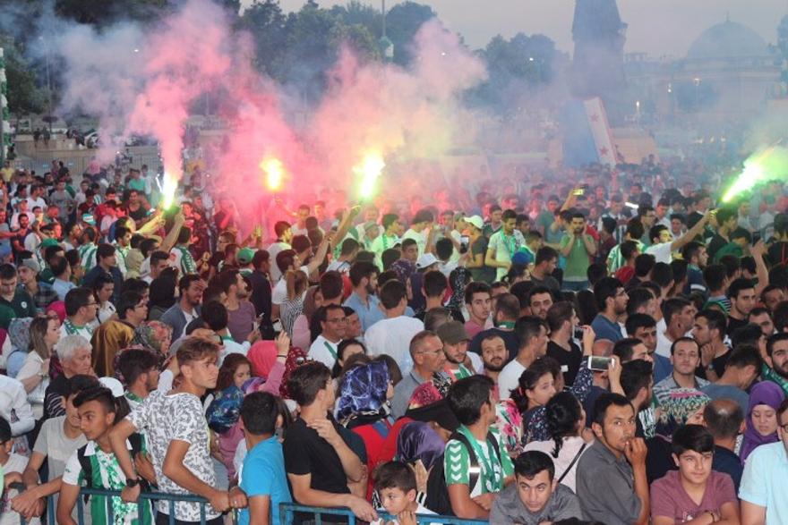 Konyaspor 95 yaşında 4