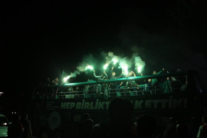 Konyaspor 95 yaşında 6