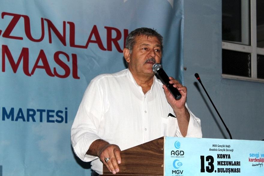 MGV ve AGD Konya 13. Mezunlar buluşması gerçekleştirildi 16