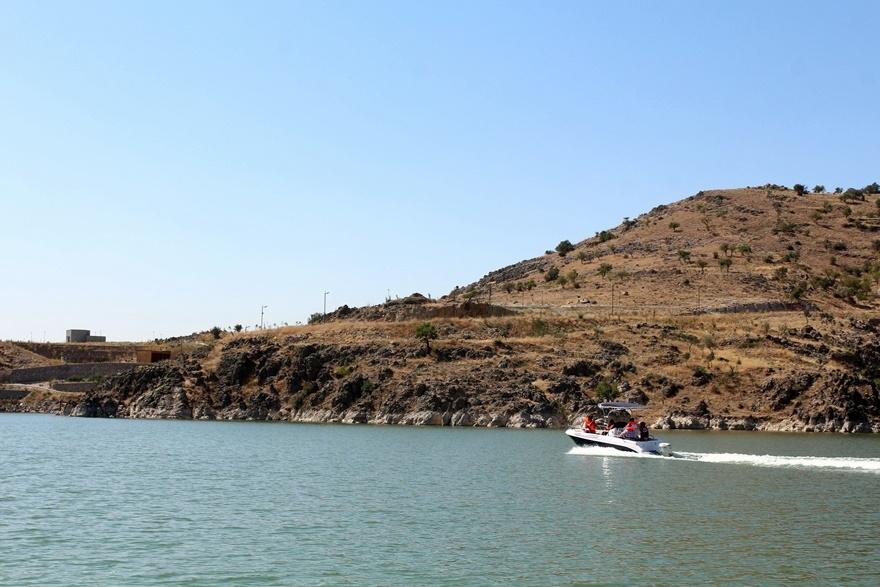 Sille Barajı kullanıma açıldı 10