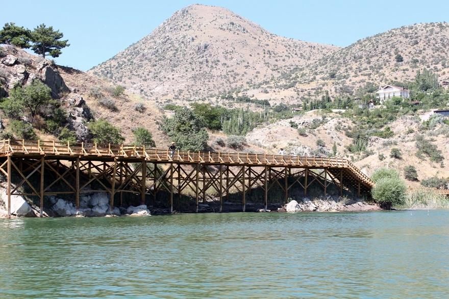 Sille Barajı kullanıma açıldı 13