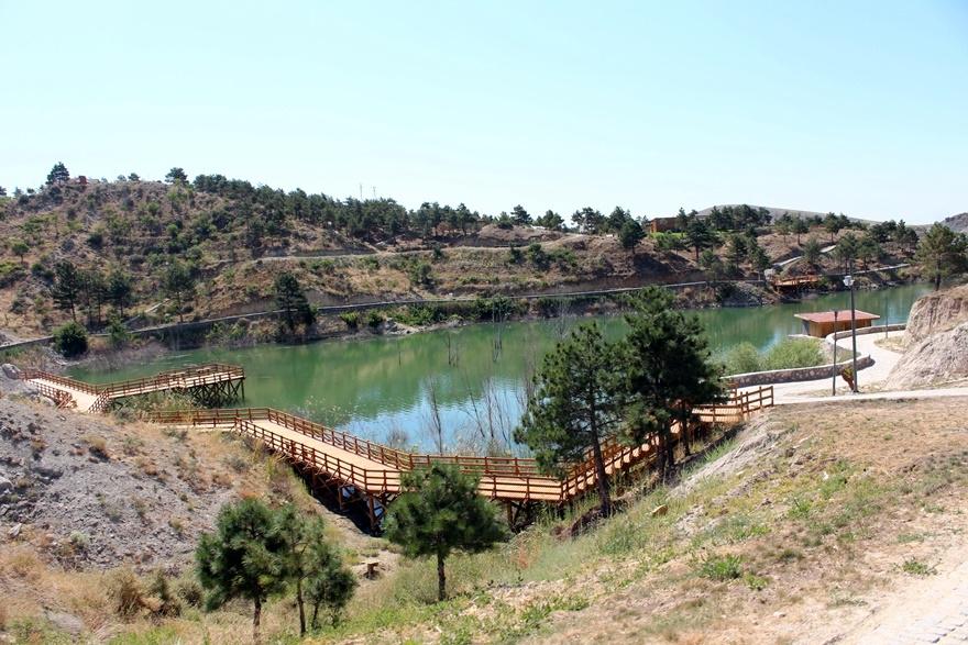 Sille Barajı kullanıma açıldı 2