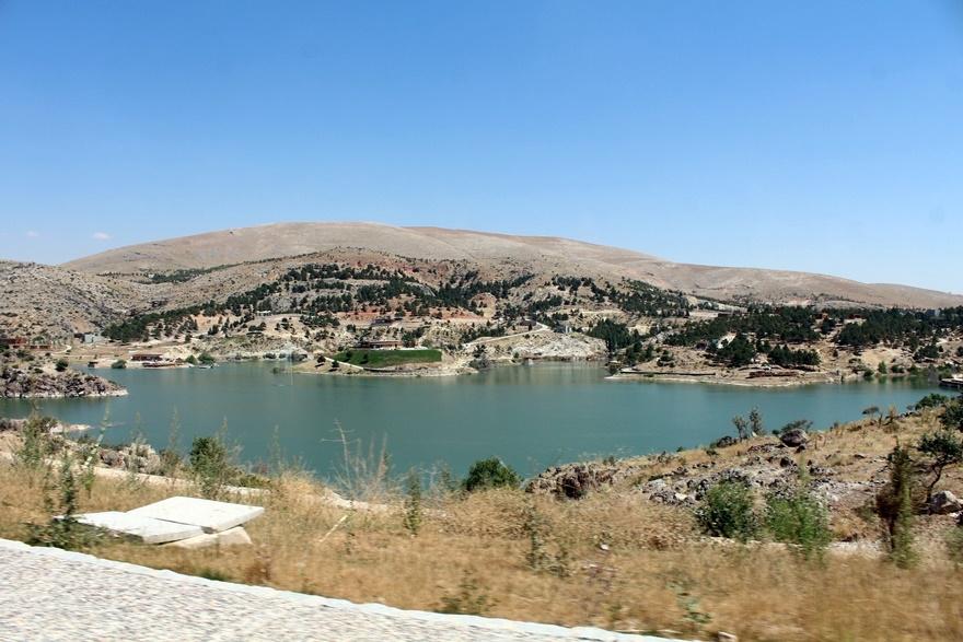 Sille Barajı kullanıma açıldı 20